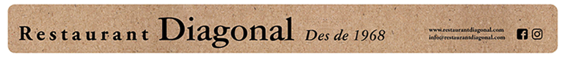 Restaurant Diagonal logo